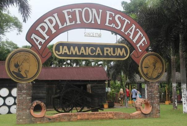Excursie Jamaica