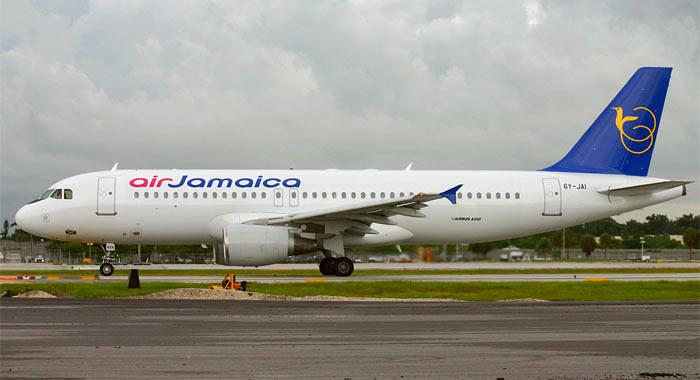 Vliegtijd Jamaica